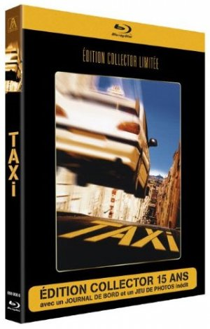 Taxi édition Collector Limitée 15 ans