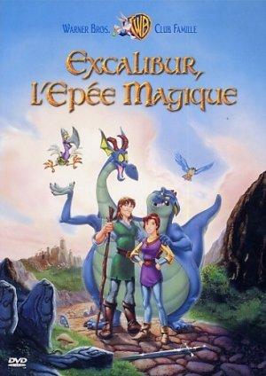 Excalibur, l'épée magique édition Simple