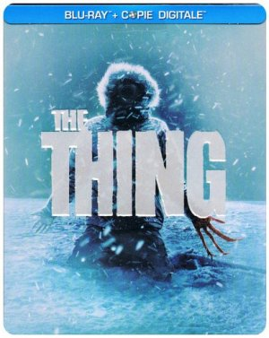 The thing édition Edition limitée Steelbook