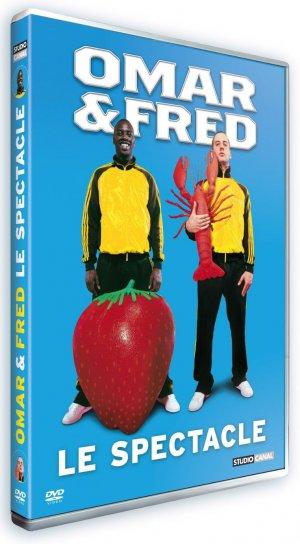 Omar et Fred - Le spectacle édition Simple