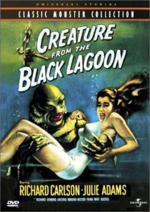 L'Etrange Créature du Lac Noir édition Simple