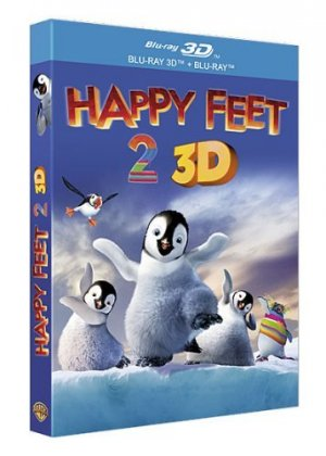 Happy Feet 2 édition Simple