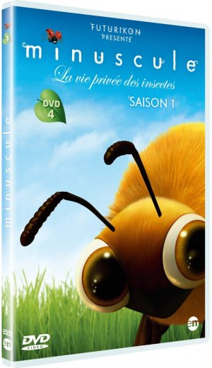 Minuscule, la vie privée des insectes 1 - Minuscule, la série qui ne donne pas le bourdon