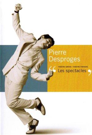 Pierre Desproges - Les Spectacles édition Simple