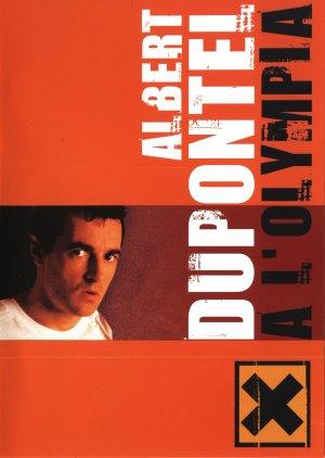 Albert Dupontel à l'Olympia édition Simple