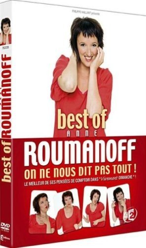 Anne Roumanoff - Best of On ne nous dit pas tout édition Simple