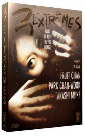 3 extrêmes édition Collector 2 DVD
