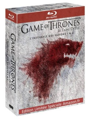 Game of Thrones édition Saisons 1 & 2 Edition Spéciale Amazon