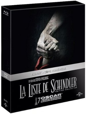 La Liste de Schindler édition Collector