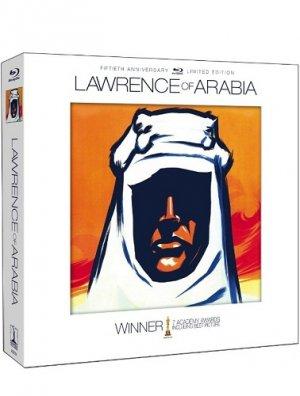 Lawrence d'Arabie édition Deluxe Limitée 50ème Anniversaire