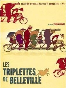 Les Triplettes de Belleville édition Simple