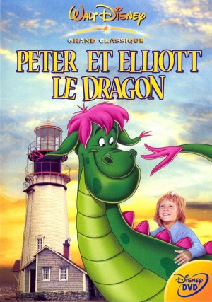 Peter et Eliott le dragon