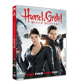 Hansel & Gretel : Witch Hunters édition Simple