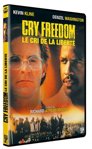 Cry Freedom - Le cri de la liberté édition Simple