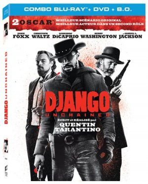 Django Unchained édition Exclusive FNAC
