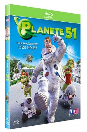 Planète 51 édition Combo