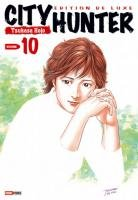 couverture, jaquette City Hunter 10 ULTIME (Panini manga) Manga
