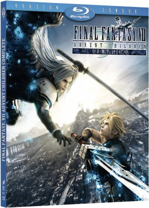 Final Fantasy VII - Advent children édition Version longue