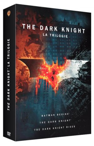 The Dark Knight - La trilogie édition Simple