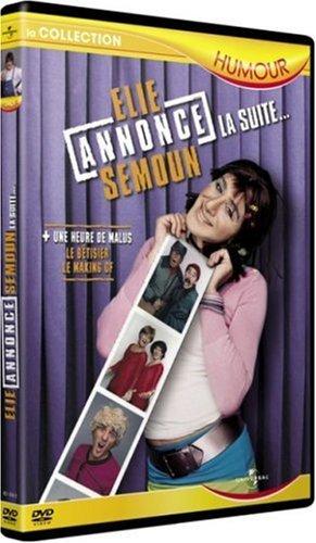 Elie Annonce Semoun La Suite... édition Simple