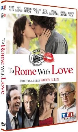 To Rome with Love édition Simple