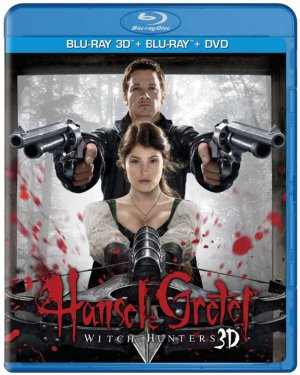 Hansel & Gretel : Witch Hunters édition Combo