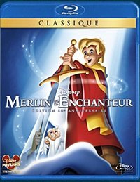 Merlin l'enchanteur édition Simple