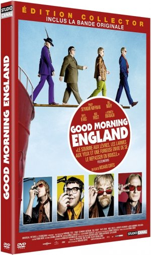 Good Morning England édition Collector