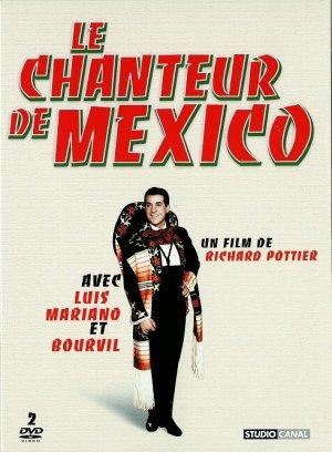 Le chanteur de Mexico édition Collector limitée