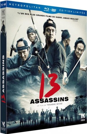 13 Assassins édition Combo