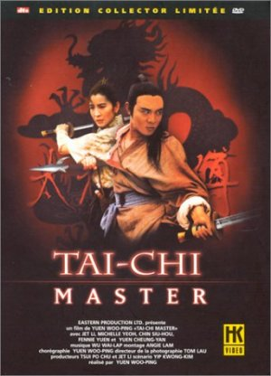 Tai-Chi Master édition Collector