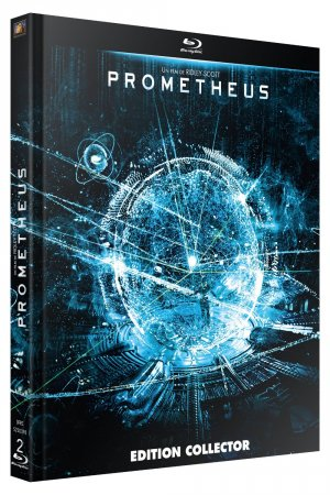 Prometheus édition Digibook collector