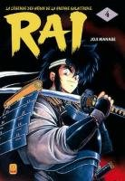 Rai 4 Manga