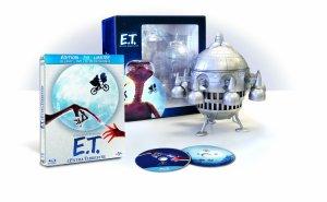 E.T. l'extra-terrestre 1 - E.T., l'Extra-Terrestre [Édition 30ème anniversaire + Le vaisseau de E.T.]