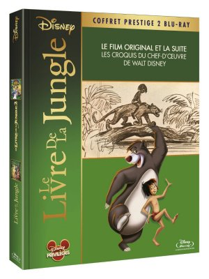 Le Livre de la jungle 1 & 2