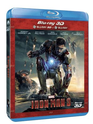 Iron Man 3 édition Combo