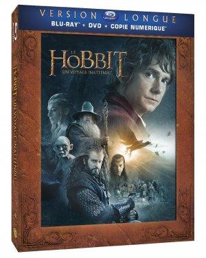 Le Hobbit : un voyage inattendu édition Blu-ray - Version longue