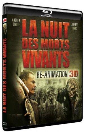 La Nuit des morts vivants 3D : Re-Animation édition Simple