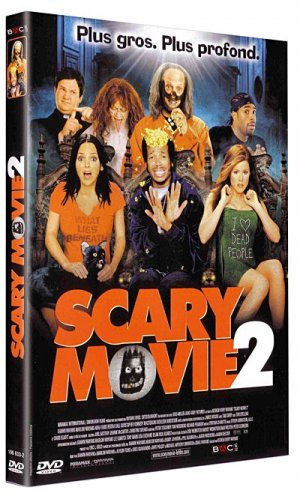 Scary Movie 2 édition Simple