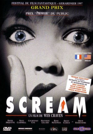 Scream  édition Simple