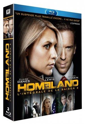 Homeland 2 - L'intégrale de la saison 2