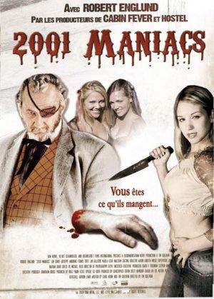 2001 Maniacs édition Simple