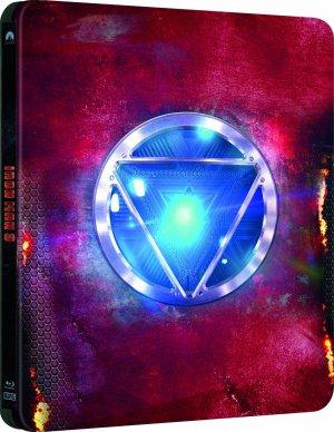 Iron Man 3 édition Limitée Auchan