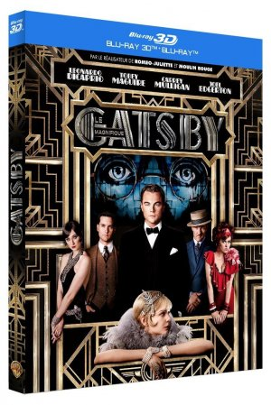 Gatsby le Magnifique édition Combo