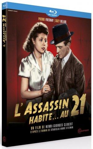 L'Assassin habite au 21 édition Simple