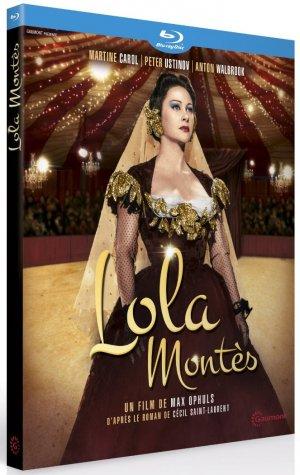 Lola Montès édition Simple