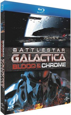 Battlestar Galactica: Blood & Chrome édition Simple