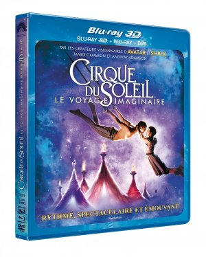 Cirque du Soleil : Worlds Away édition Combo