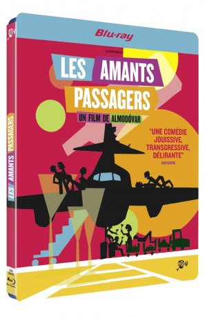 Les Amants passagers édition Simple