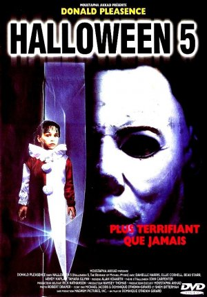 Halloween 5: la Revanche de Michael Myers édition Simple